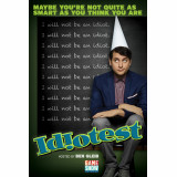Idiotest S4 Chalk Key Art