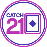 Catch 21 Logo Filled V2